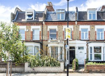 Thumbnail 4 bedroom terraced house for sale in Harringay Road, London