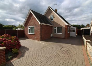 Thumbnail 3 bedroom detached house for sale in Mountfield Ave, Norwich, Norfolk