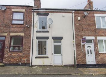 Thumbnail 2 bedroom terraced house for sale in Slater Street, Clay Cross, Chesterfield