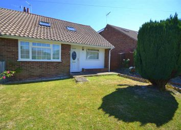 Thumbnail 4 bed semi-detached bungalow for sale in Eridge Road, Rodmill, Eastbourne