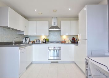Thumbnail 2 bed flat for sale in Reed House, Durnsford Road, Merton, London