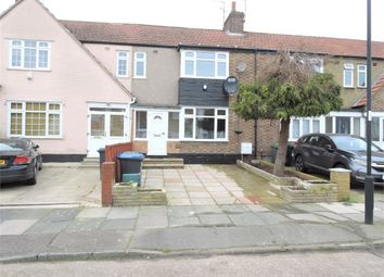 Thumbnail 3 bed terraced house for sale in Swan Way, Enfield, Greater London