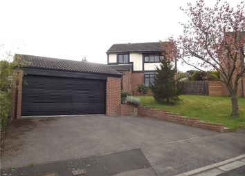 Thumbnail 3 bed detached house for sale in Lindisfarne Road, Newton Hall, Durham
