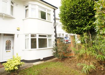 Thumbnail 2 bed flat to rent in Forest Side, London