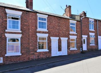 Thumbnail 1 bed terraced house to rent in Commerce Street, Melbourne, Derbyshire