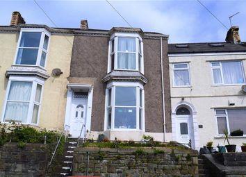 Thumbnail 4 bed terraced house for sale in Malvern Terrace, Swansea
