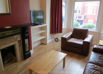 Thumbnail 6 bed terraced house to rent in Lausanne Road, Withington, Manchester