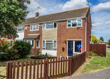 Thumbnail 3 bed semi-detached house for sale in Middlesex Drive, Bletchley