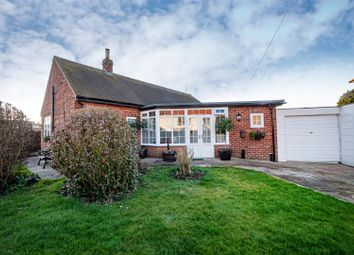 Thumbnail 2 bed detached bungalow for sale in Leys Lane, Skipsea, Driffield