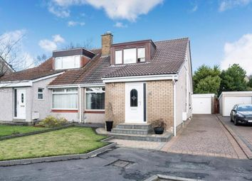 Thumbnail 3 bed semi-detached house for sale in Brora Gardens, Bishopbriggs, Glasgow, East Dunbartonshire