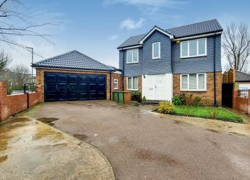 4 bed detached house for sale in Claydon Drive, Beddington, Sutton CR0