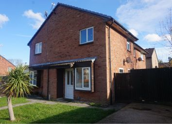 Thumbnail 1 bed terraced house for sale in Muirfield Close, Crawley