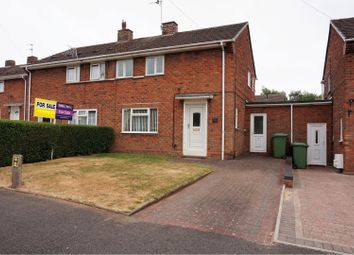 Thumbnail 2 bedroom semi-detached house for sale in Redhurst Drive, Wolverhampton