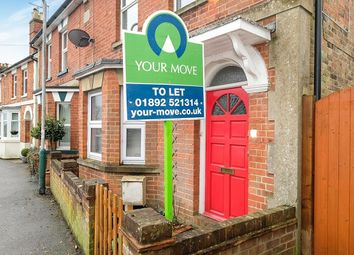 Thumbnail 1 bed flat to rent in Dorset Road, Tunbridge Wells