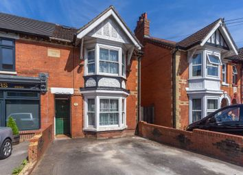 Thumbnail 4 bed semi-detached house for sale in Junction Road, Andover