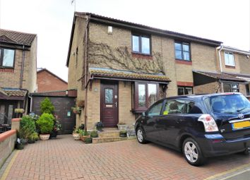 Thumbnail 2 bed semi-detached house for sale in Sandpiper Road, Thorpe Hesley, Rotherham