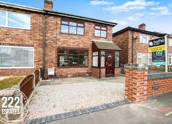 3 bed terraced house for sale in Ireland Street, Warrington WA2
