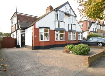 Thumbnail 3 bed semi-detached bungalow for sale in Woodville Gardens, Ilford