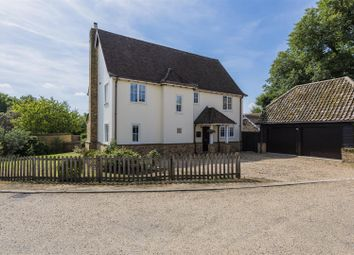 Thumbnail 4 bed detached house for sale in Foxenfields, Abbots Ripton, Huntingdon