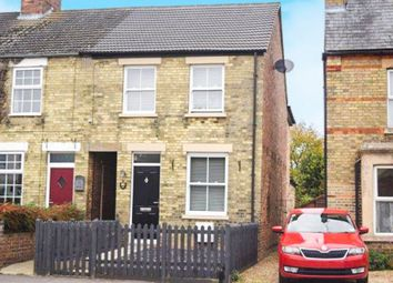 Thumbnail 2 bedroom end terrace house for sale in Church Street, Werrington Village, Peterborough