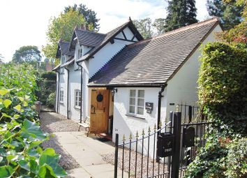Thumbnail 2 bed cottage for sale in Church Road, Tettenhall, Wolverhampton