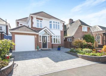 Thumbnail 4 bed detached house for sale in Queens Park, Bournemouth, Dorset