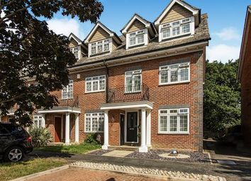 Thumbnail 4 bed end terrace house for sale in Addlestone, Surrey
