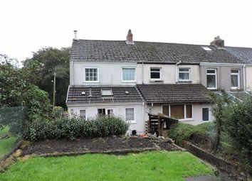 Thumbnail 2 bed end terrace house for sale in Troed Y Bryn Terrace, Penycae, Swansea