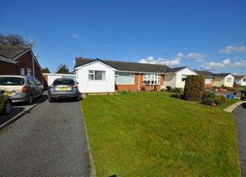 Thumbnail 2 bed semi-detached bungalow to rent in Wirral View, Connah's Quay, Deeside
