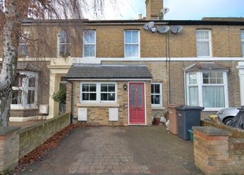 Thumbnail 4 bedroom terraced house for sale in Mildmay Road, Chelmsford