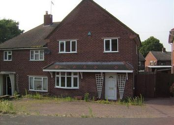 Thumbnail 3 bed semi-detached house to rent in Norfolk Road, Stourbridge