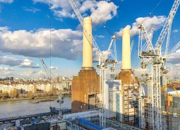 Thumbnail 1 bed flat for sale in Fladgate House, Battersea Power Station, Nine Elms
