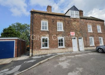 Thumbnail 3 bedroom semi-detached house for sale in South Street, Crowland, Peterborough