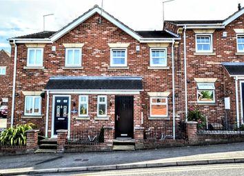 Thumbnail 3 bed town house for sale in Brocklehurst Court, Barnsley