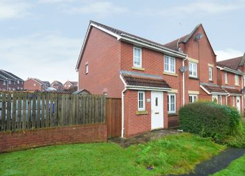 Thumbnail 3 bed semi-detached house for sale in Chasewater Drive, Norton, Stoke-On-Trent