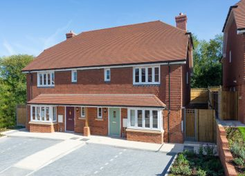 Thumbnail 3 bed semi-detached house for sale in Chartham, Nr Canterbury