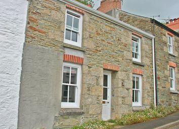 Thumbnail 3 bed terraced house to rent in Market Street, Devoran, Truro