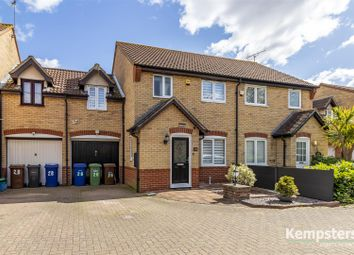 Thumbnail 3 bed terraced house for sale in Holly Drive, Brandon Groves, South Ockendon