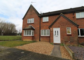 Thumbnail 2 bed terraced house for sale in Greenwich Gardens, Newport Pagnell, Buckinghamshire