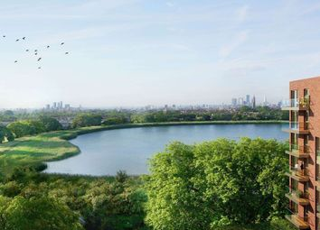 Thumbnail 2 bed flat for sale in Woodberry Down, Finsbury Park, Hackney, London N4, Hackney,