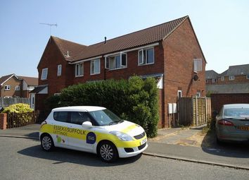 Thumbnail 3 bed end terrace house to rent in Hallcroft Chase, Colchester, Essex