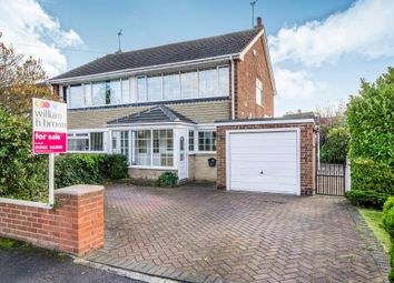 Thumbnail 2 bed semi-detached house for sale in Bullivant Road, Hatfield, Doncaster