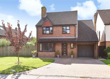 Thumbnail 4 bed detached house for sale in Heywood Avenue, Maidenhead, Berkshire