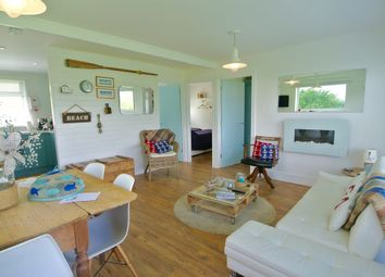 Thumbnail 2 bed terraced bungalow for sale in The Hut, 322 Norton Park, Norton, Dartmouth, Devon