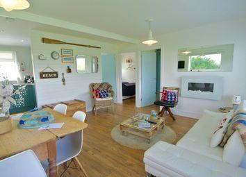 Thumbnail 2 bedroom terraced bungalow for sale in The Hut, 322 Norton Park, Norton, Dartmouth, Devon