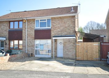 Thumbnail 3 bed semi-detached house to rent in Ifield Close, Maidstone