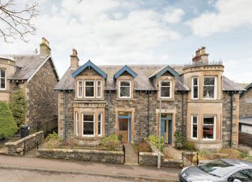 Thumbnail 3 bedroom semi-detached house for sale in Glenside, 21 Edderston Road, Peebles