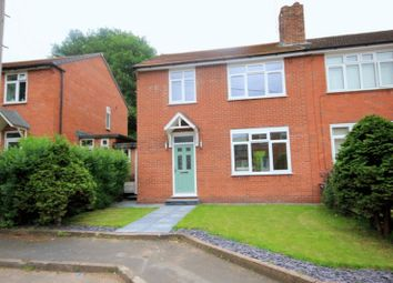 Thumbnail 3 bed semi-detached house for sale in Kent Grove, Stone