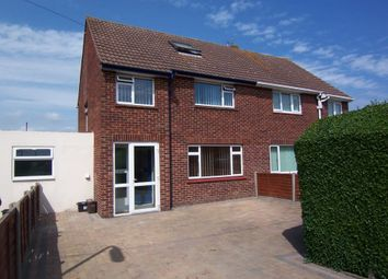 Thumbnail 4 bed semi-detached house to rent in Westfield Road, Chandler's Ford, Eastleigh, Hampshire