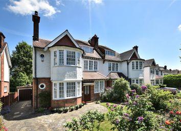 Thumbnail 6 bedroom semi-detached house for sale in Friern Barnet Lane, Whetstone